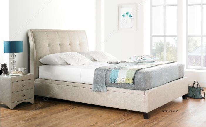 Accent in Oatmeal Bed