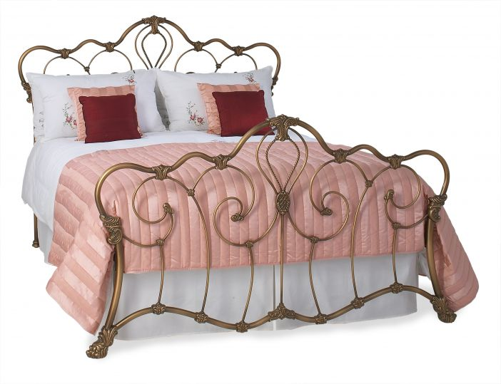 Athalone in Bronze Bed