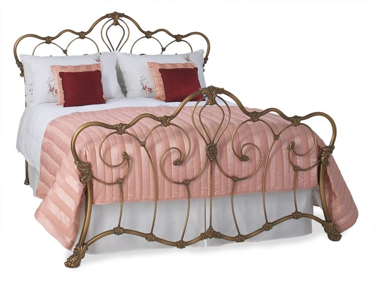 UK Super King Athalone in Bronze by Original Bedstead Company
