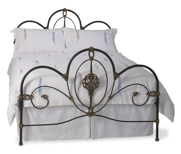 UK Double Ballina in Black by Original Bedstead Company
