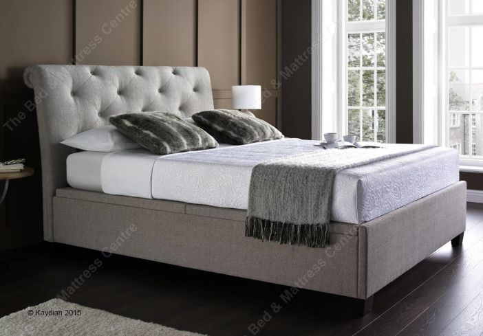 Brunswick in linen Bed