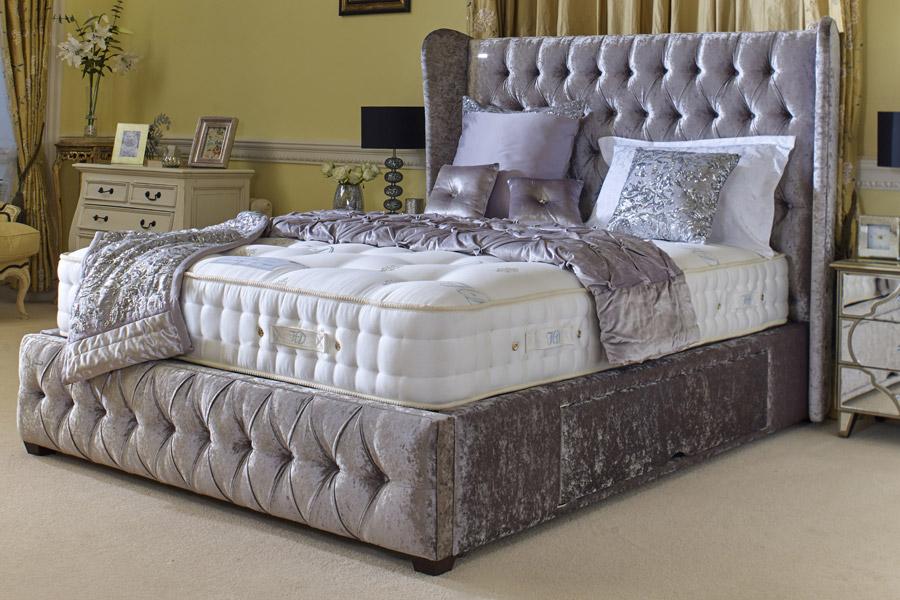 Duvalay Diamond Luxe 3000 3ft Single Mattress Bed
