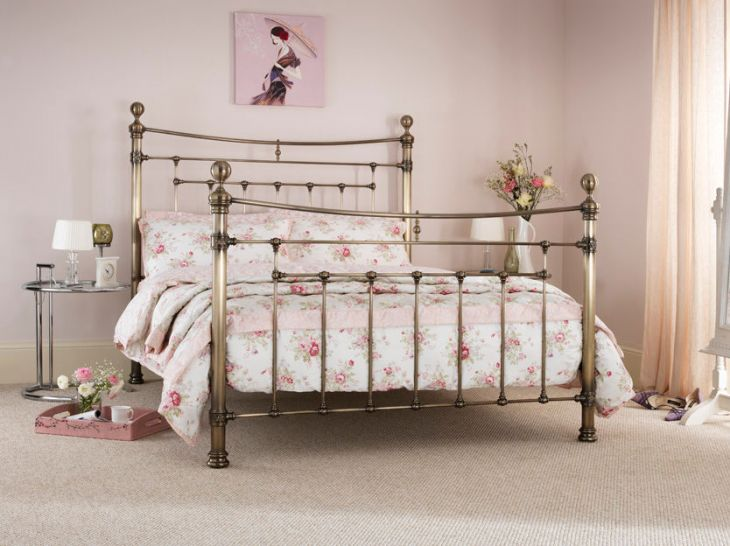 Edmond 4ft6 Double by Serene Furnishings