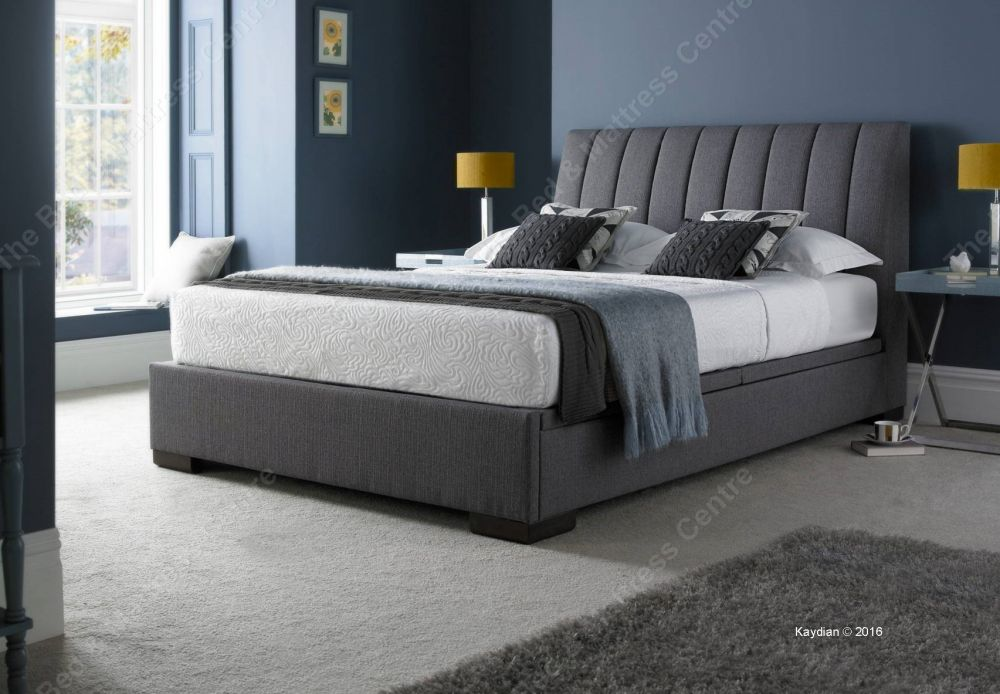 Kaydian Uk Double Lanchester Ottoman Bed Bed Frame Bed