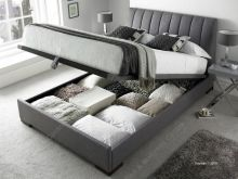 UK King Lanchester Ottoman Bed by Kaydian