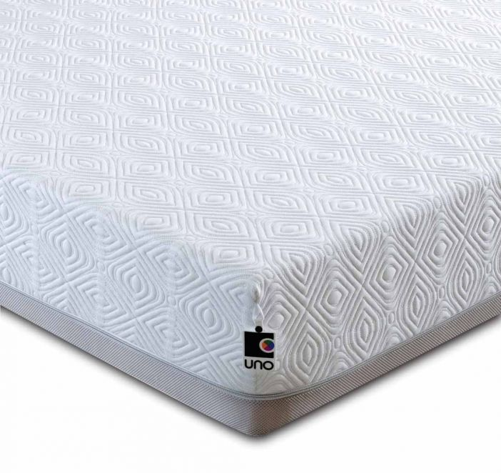 UNO Memory Pocket 1000 Quilted Mattress