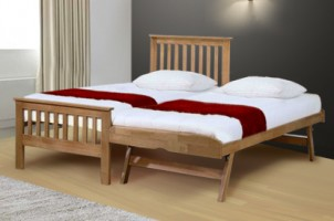 Pentre natural guest bed at the Bed and Mattress Centre
