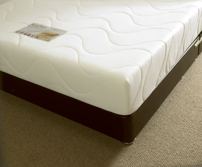 Sumptuous Silver Mattress