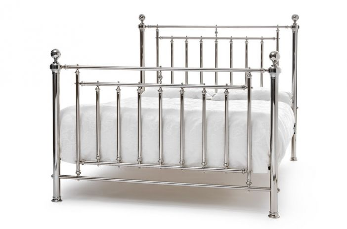 Solomon in Nickel Bed